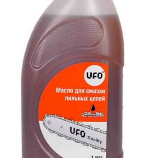 Масло для смазки пильной цепи UFO, 1.0 л.