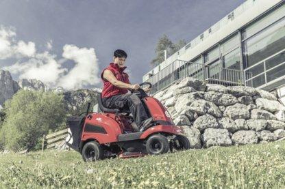 Садовый трактор R 7-65.8 HD
