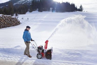 Cнегоуборщик 560 II SnowLine