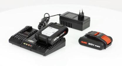 Газонокосилка аккумуляторная AL-KO 34.8 Li Easy Flex